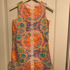 Lilly Pulitzer shift dress size 10
